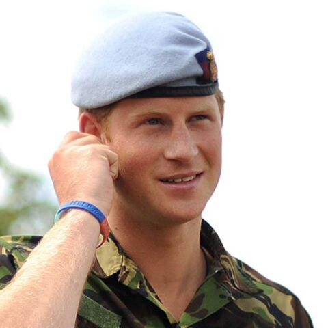 Le prince Harry de retour sur le front