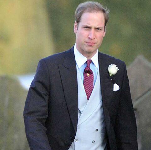 Le prince William sur le Macadam