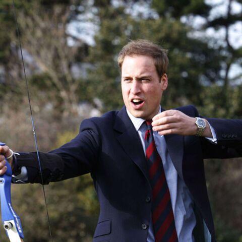 Le prince William a enterré sa vie de garçon