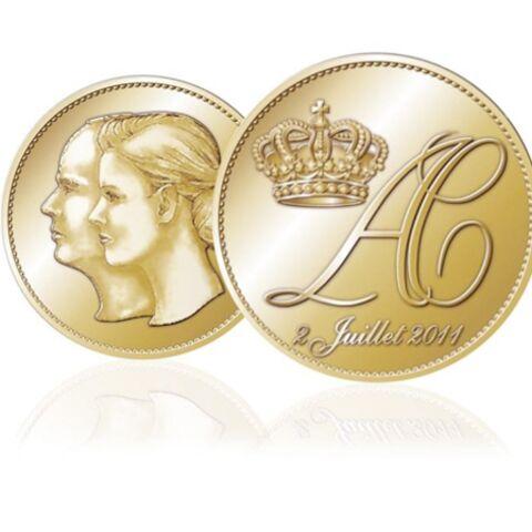 Monaco: Shopping officiel pour le mariage d'Albert II et Charlène