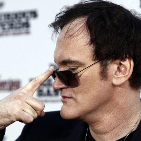 Quentin Tarantino: le travail avant tout!