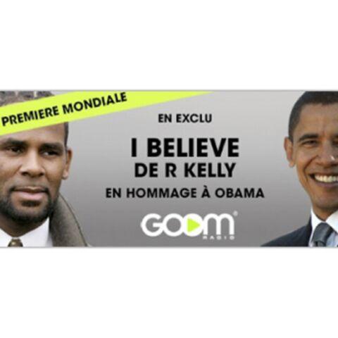R Kelly chante pour Obama