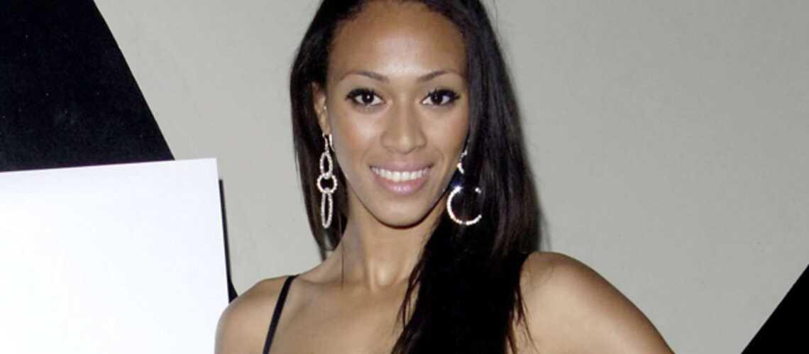 Rachel Christie, première miss noire d'Angleterre