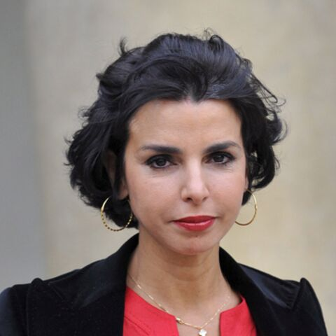 Rachida Dati, détermination et ambition…