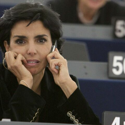 Vidéo- Rachida Dati: euro-dépitée?