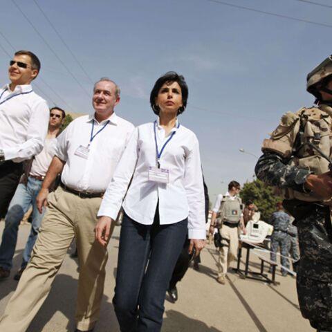 Rachida Dati, son escapade irakienne sous le feu… des projecteurs