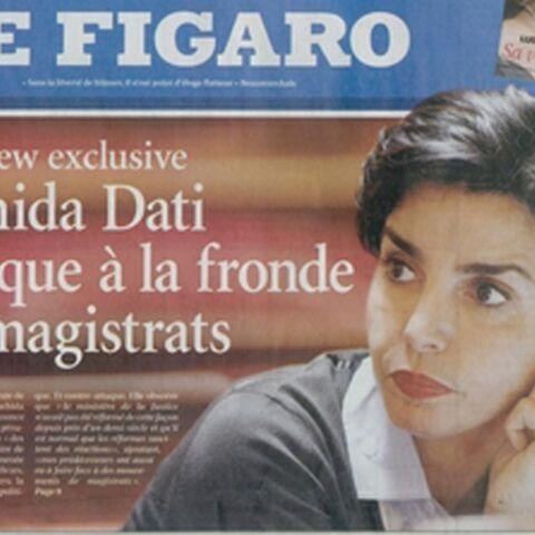 Affaire Rachida Dati: Le Figaro va faire amende honorable