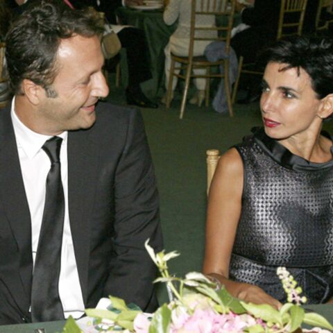 Rachida Dati et Arthur se mettent à table