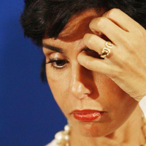 Rachida Dati: l'anneau qu'elle ne quitte plus est signé Cartier