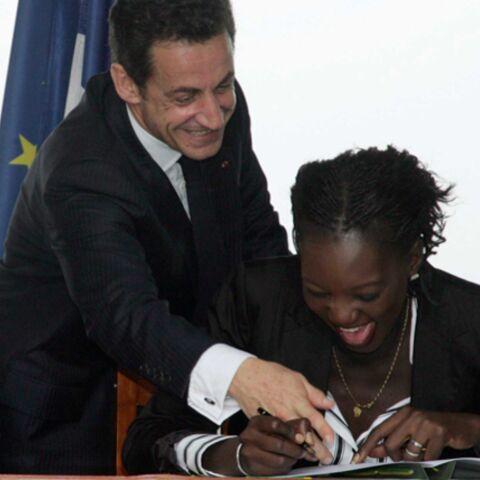 Rama Yade et Nicolas Sarkozy: leur «couple» fait débat