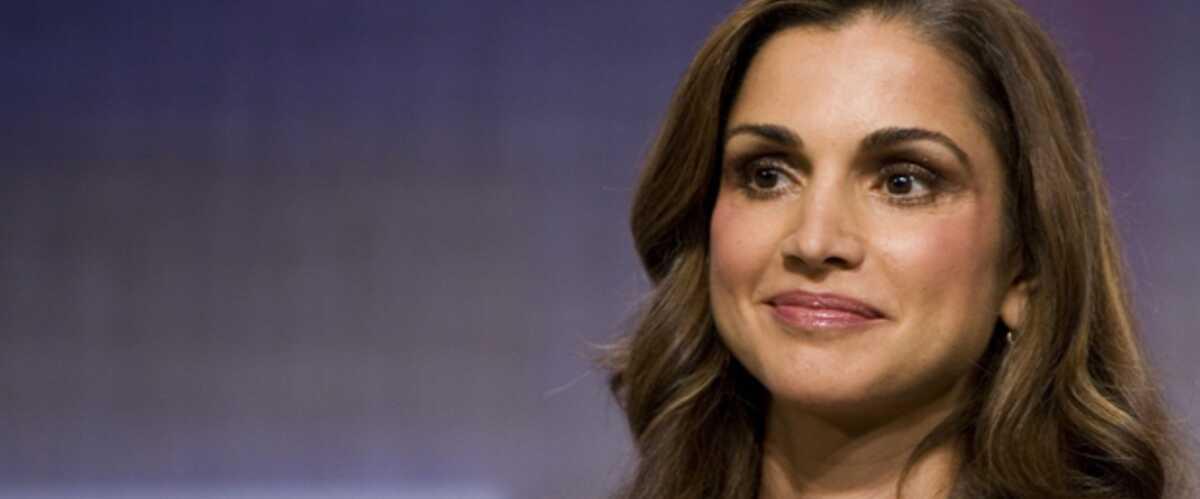 Rania De Jordanie La Reine Qui Veut Changer Le Monde Gala