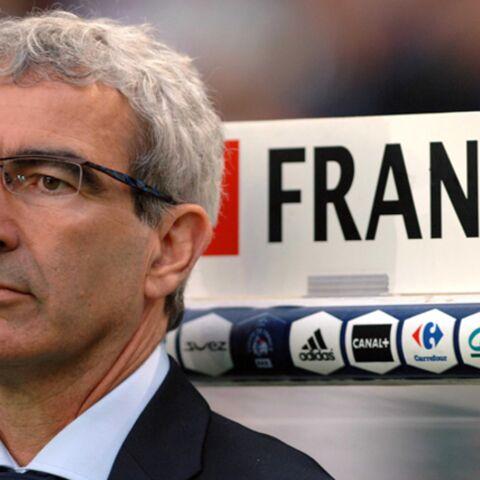 Raymond Domenech reste à la tête des Bleus