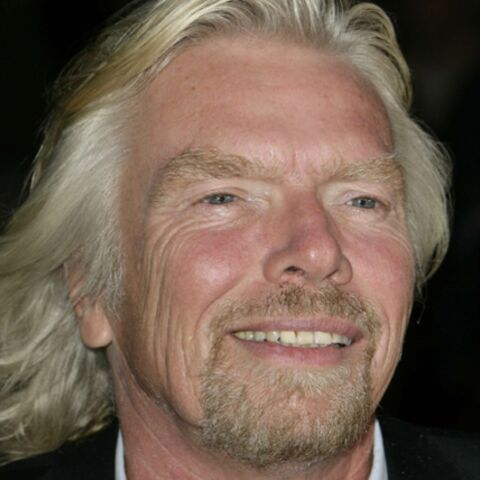 Richard Branson traverse l'Atlantique en voilier