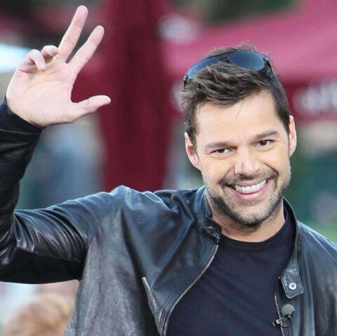 Ricky Martin vous présente son nouveau boyfriend