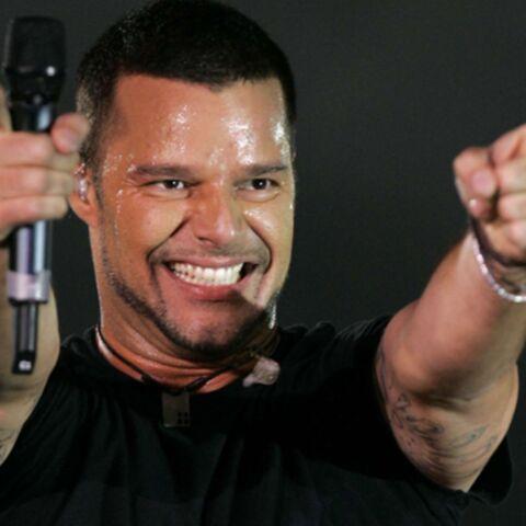 Ricky Martin: un, dos, bambinos