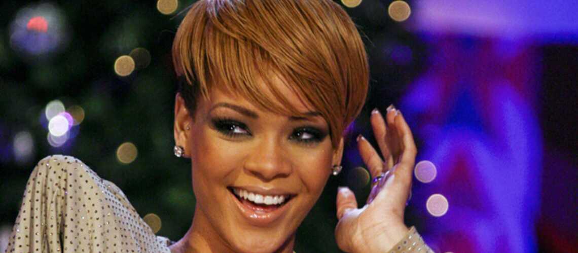 Les bonnes résolutions de Rihanna pour 2010