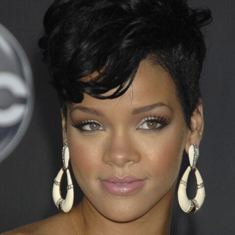 Rihanna à la Maison Blanche