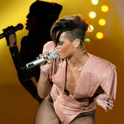 Rihanna hospitalisée après son concert à Zürich