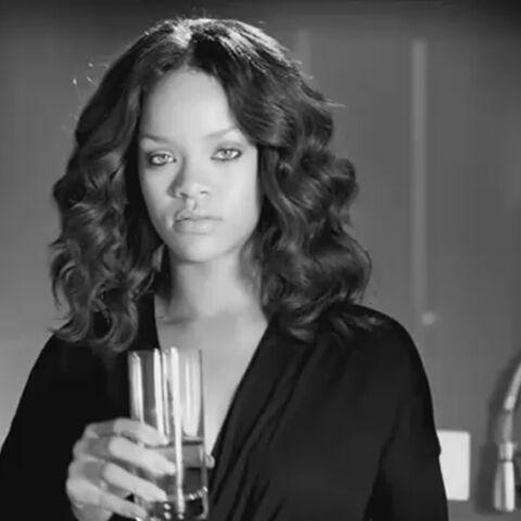 VIDEO- Rihanna toujours sexy, même pour vendre de l'eau