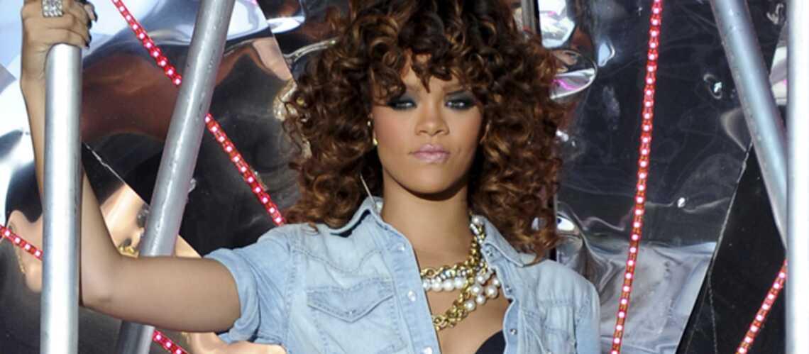Rihanna, toujours célibataire
