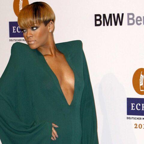 Rihanna: elle craque et casse sa chambre d'hôtel