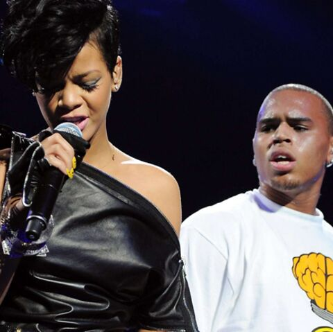 Rihanna et Chris Brown, à la colle?