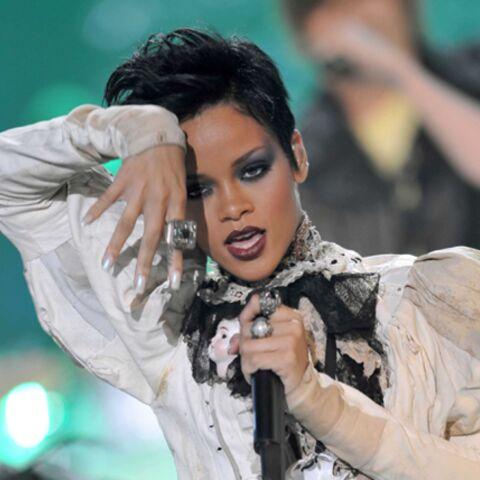 Rihanna victime d'un malaise en plein concert