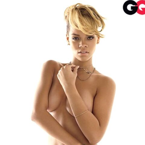 VIDEO- Rihanna nue dans GQ!