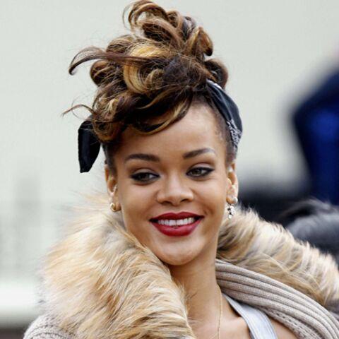 Rihanna found love?