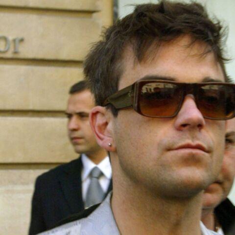Robbie Williams refuse de chanter pour 63 000 euros la minute!