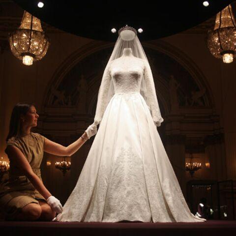 La robe de Kate fait exploser les visites à Buckingham