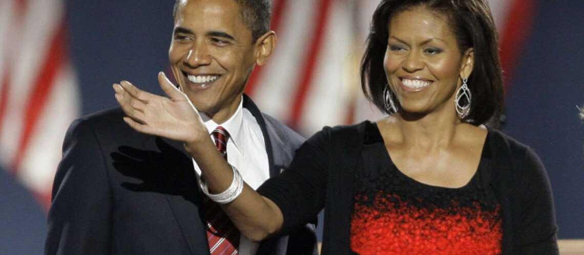 Polémique autour de la robe de Michelle Obama