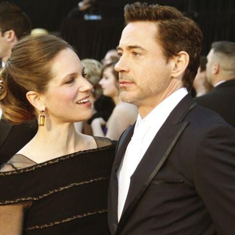 Robert Downey Junior futur papa