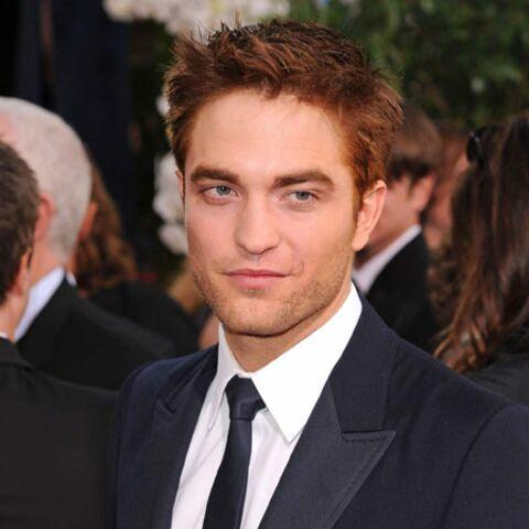 Robert Pattinson les préfère un peu mûres