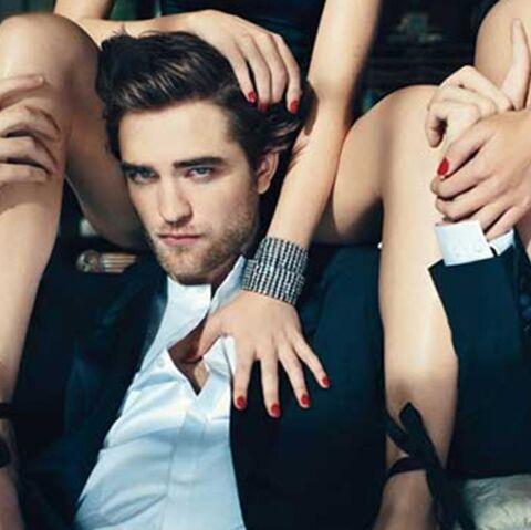 Robert Pattinson est-il l'amant secret de la petite fille d'Elvis?