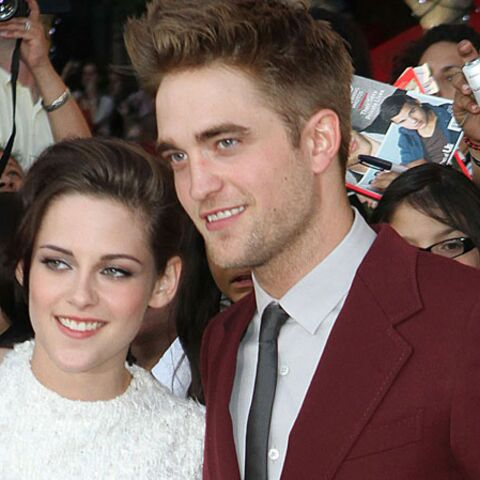 Robert Pattinson et Kristen Stewart: la traque
