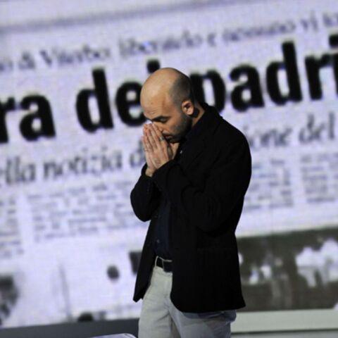 Roberto Saviano, cible émouvante
