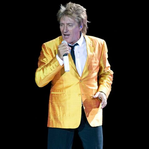 Rod Stewart, mal fagoté
