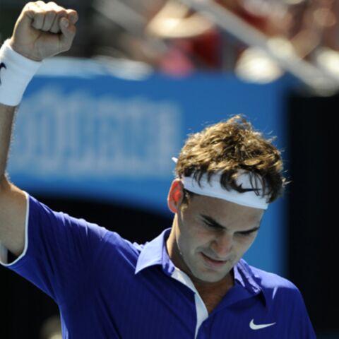 Roger Federer entre dans la légende du tennis