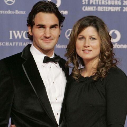 Roger Federer est papa!