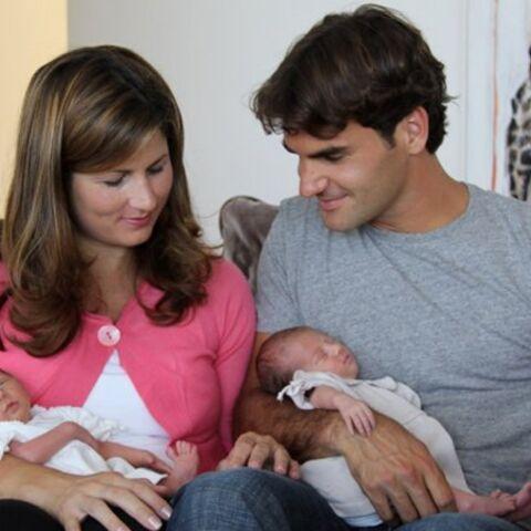 Roger Federer bientôt papa pour la troisième fois