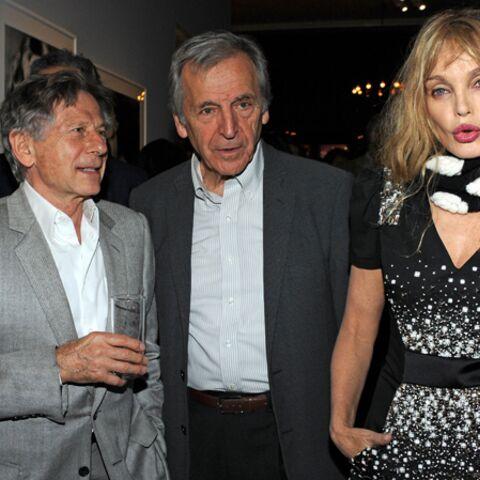Roman Polanski reprend goût à la vie mondaine