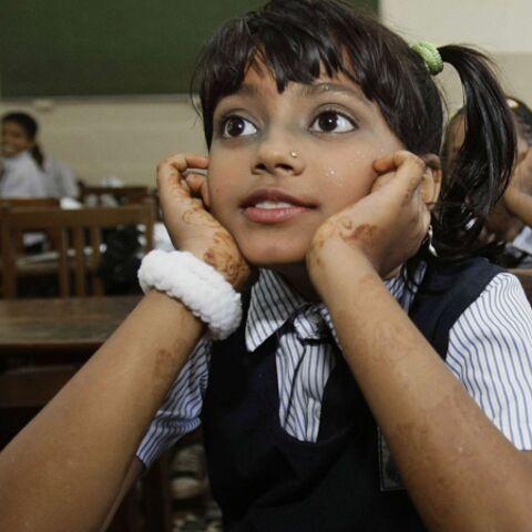 Slumdog Millionaire: Rubina Ali sort un livre