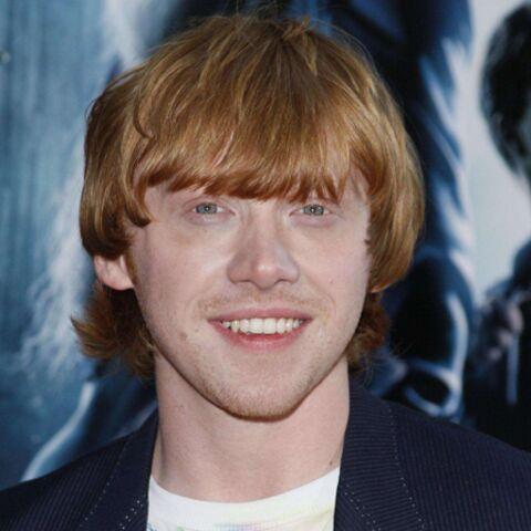 Harry Potter: Rupert Grint a attrapé la grippe A!