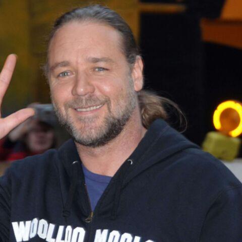 Russell Crowe veut dix-sept enfants!