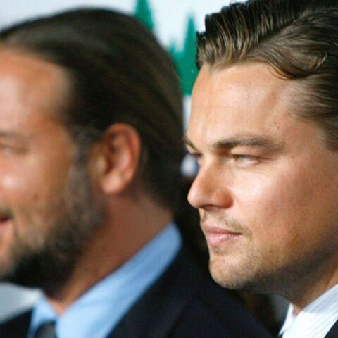Leonardo DiCaprio et Russell Crowe au Proche-Orient