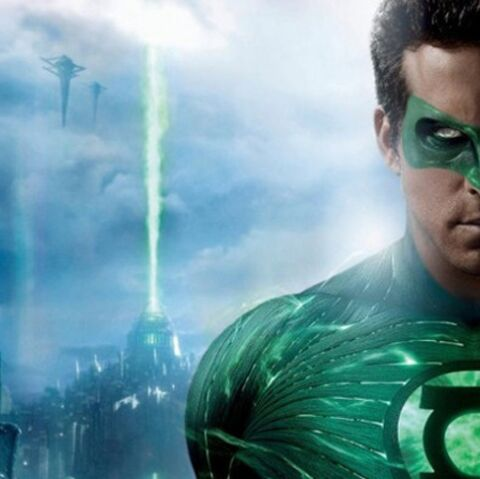 PHOTO-VIDEO: Ryan Reynolds éclaire notre (Green) lanterne