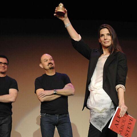 Sandra Bullock: elle doit rendre son Razzie Award!