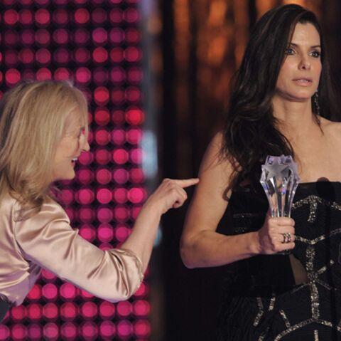 Sandra Bullock prend goût à la provoc'