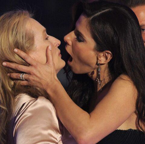 Sandra Bullock et Meryl Streep choquent Santa Monica